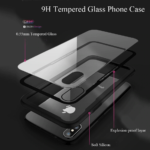 PEEPS™ Tempered Glass iPhone Case
