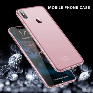 Peeps™ Diamond Bling Transparent iPhone Case