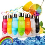 Peeps™ H20 Water Plastic Fruit Infusion Bottle