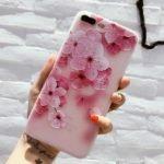 Pretty iPhone Flower Case