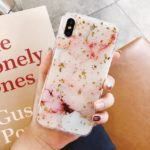 Marble Bling Phone Case