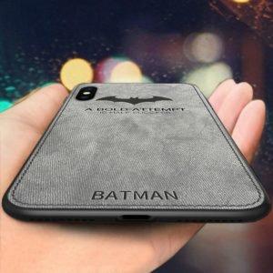 Batman Cloth Iphone Case