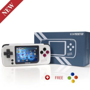 Pocket GO – Video Game Console