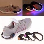 LED Luminous Night Safety Shoe Clip